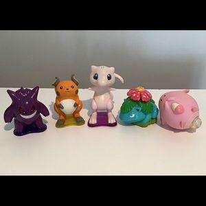Pokémon Toys Figurines Burger King 1999 Vintage